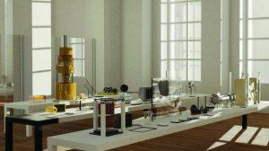 Conception d'une scénographie pour l'exposition «Prototypes : de l'expérimentation à l'innovation» au Musée des arts et métiers