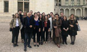 Read more about the article Vernissage de l'exposition Chambord