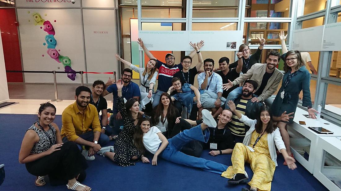 Global Grad Show – Dubaï du 12 au 16 novembre 2019