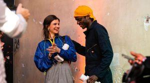 Camille Menard, lauréate des Audi Talents Awards
