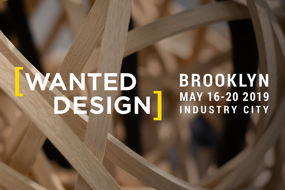 WANTEDDESIGN SCHOOL WORKSHOP 2019, NEW YORK CITY (1/3)