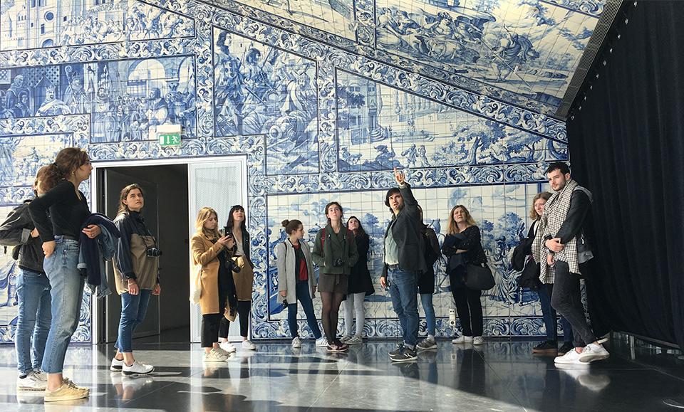 Les DSAA1TH, de Porto à Lisbonne