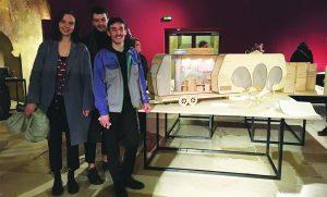 Vernissage du concours Minimaousse 7 à la Cité de l'Architecture