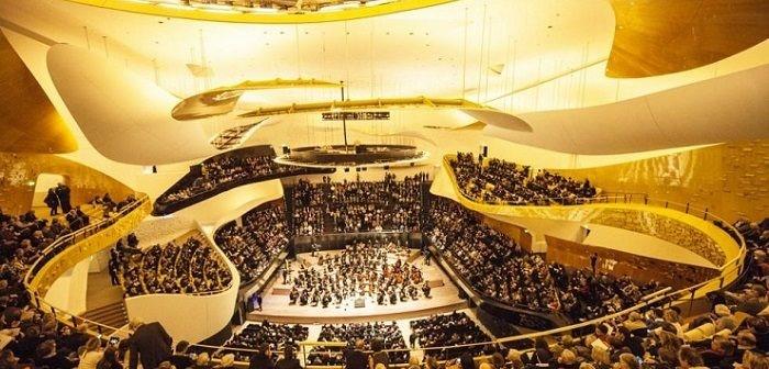 Automne musical à la Philharmonie. Article critique rédigé par les élèves de 2nde STD2A