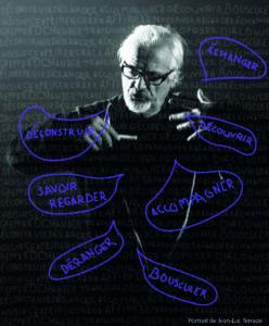 Trente minutes avec Jean-Luc Terrade : une vie de théâtre