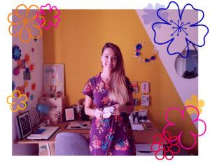 Rencontre avec Alexandra Verbec, entre conseils et bonne humeur